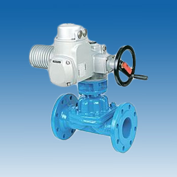 Electric actuator diaphragm valve astech valve coltd electric actuator diaphragm valve ccuart Image collections